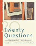 Twenty Questions With Infotrac: An Introduction to Philosophy (0534604897) by Solomon, Robert C.