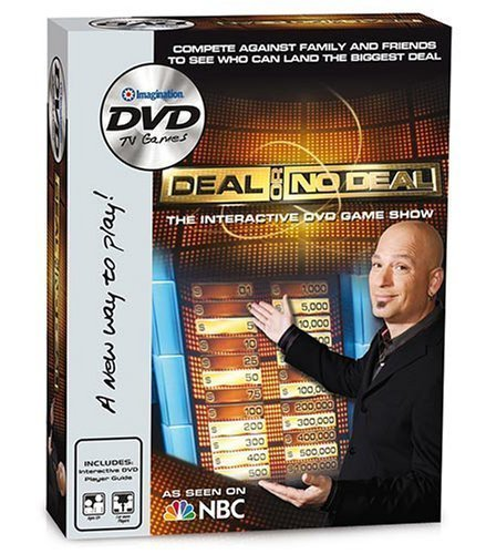 Deal or No Deal DVD Game Children, Kids, Game - 1