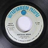 DEEP PURPLE 45 RPM KENTUCKY WOMAN / HARD ROAD