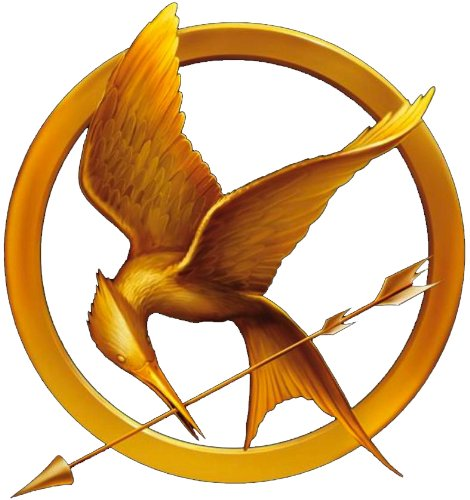 Hunger Games Mockingjay Temporary Tattoo Set