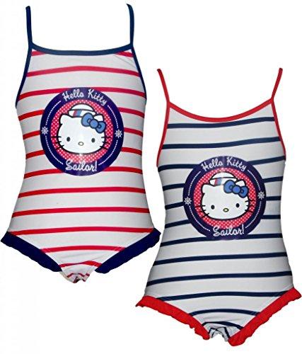 Girls-Hello-Kitty-Swimming-Costume