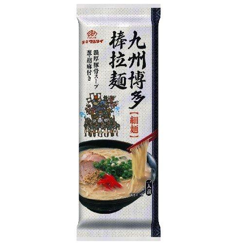 マルタイ 九州博多棒拉麺 118g×12個