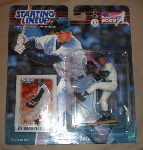 2000 Orlando Hernandez MLB Starting Lineup Figure