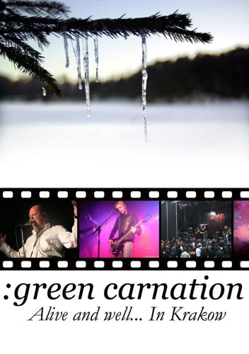 green-carnation-alive-and-well-in-krakow-dvd-cd-edizione-regno-unito