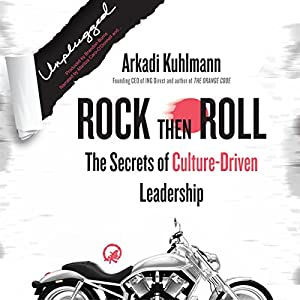 Rock then Roll Audiobook