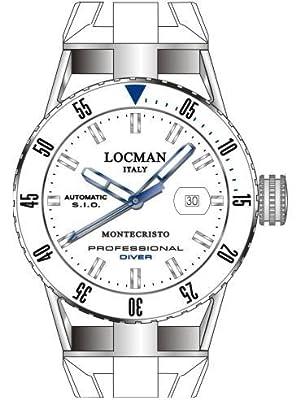 Locman Montecristo Professional Divers' Automatic