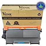 1 Pack V4INK® New Compatible with Brother TN450 TN420 Toner Cartridge-Black for HL-2220/2230/2240/2242/2250/2270/2280 series/DCP-7060/7065/7070 series/MFC-7360/7460/7860 series/LENOVO LJ2400/2600/2650 series/M7400/7450/7600/7650series