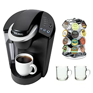 Keurig Coffee Maker Problems Lights Flashing : Amazon.com Keurig K45 Elite Single Cup Home Brewing System w/ Bonus 12 K-Cups & Water Filter ...