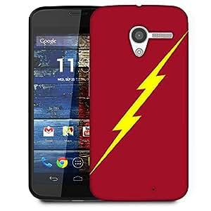 Snoogg Zapp 2904 Designer Protective Phone Back Case Cover For Moto X / Motorola X