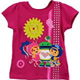 Team Umizoomi Toddler Pink T-Shirt 7U7751