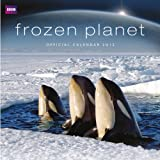 Official BBC Earth Frozen Planet Calendar 2012