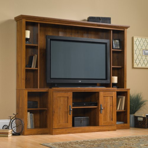 Sauder Harvest Mill Entertainment Center For Sale Buy Home Entertainment Furniture And Get