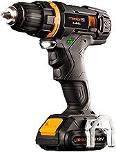 "Meister Akku-Bohrschrauber ""i-drill sensor"" 12V, schwarz, 5450560"