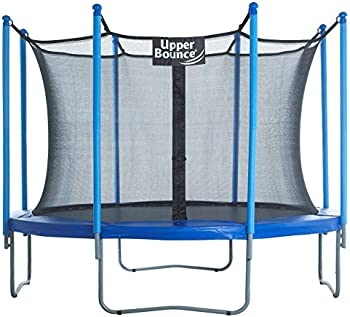 Upper Bounce 10ft. Trampoline & Enclosure Set