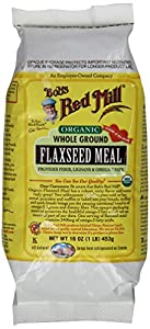 Bob's Red Mill - Organic Brown Flaxseed Meal - 16 oz.
