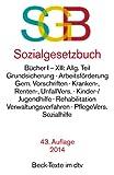 Sozialgesetzbuch mit Sozialgerichtsgesetz (dtv Beck Texte)