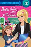 I Can Be a Teacher (Barbie) (Step into Reading)