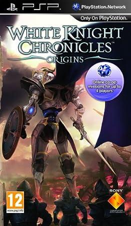 White Knight Chronicles - Origins (PSP)
