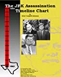img - for The JFK Asssassination Timeline Chart - 290 pages Large Print (The George de Mohrenschildt 11 volume series) book / textbook / text book