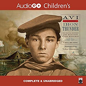 Iron Thunder Audiobook