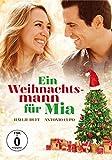 DVD Cover 'Ein Weihnachtsmann für Mia