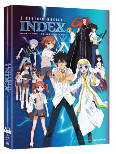 Certain magical index a certain magical index season one part two