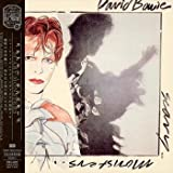 David Bowie Scary Monsters [Japanese Mini Vinyl Replica]