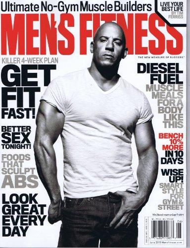 Men\'s Fitness [US] June 2013 (単号)