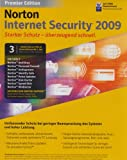 Symantec Norton Internet Security 2009 - Seguridad y antivirus (3 usuario(s), 200 MB, 256 MB, 300 MHz, -Microsoft Windows Vista Home Basic/Home Premium/Business/Ultimate)