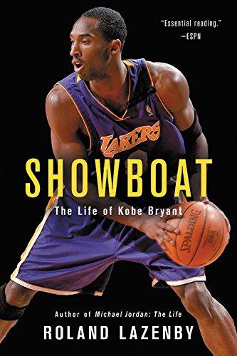 Showboat: The Life of Kobe Bryant [Lazenby, Roland] (Tapa Blanda)