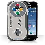 Coque de Stuff4 / Coque pour Samsung Galaxy Trend Lite/S7390 / Super Nintendo Design / Console (jeux vidéo) Collection