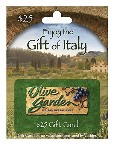 Good gifts for teacher appreciation week for Olive garden gift card specials