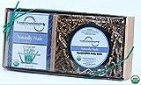 Bar Soap | Body Balm (Usda Organic) Naturally Nude Earths Enrichments