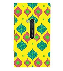 GADGET LOOKS PRINTED BACK COVER FOR NOKIA LUMIA 920 MULTICOLOR