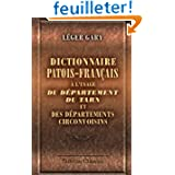 Dictionnaire patois-français à l'usage du département du Tarn, et des départements circonvoisins