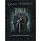 Cover art for  Game of Thrones: The Complete First Season (Discontinued)