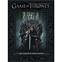 Game of Thrones: The Complete First Season (Discontinued)