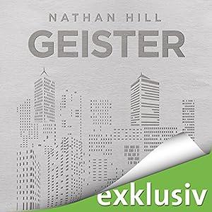 Geister Hörbuch von Nathan Hill Gesprochen von: Uve Teschner