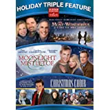 "Holiday Triple Feature: The Most Wonderful Time of the Year/ Moonlight & Mistletoe/ The Christmas Choir (DVD) By Henry Winkler          Buy new: $8.50 29 used and new from $3.64     Customer Rating:       First tagged ""christmas"" by joy corley"