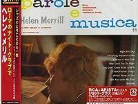 「ナイト アンド デイ {night and day}」『ヘレン・メリル {helen merrill}』