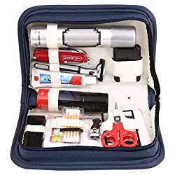 Travel and Grooming kit with 13 accessories