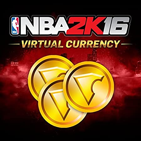 NBA 2K16 - 75000 VC - PS4 [Digital Code]