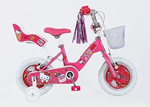 "14 Zoll 14"" Hello Kitty Kinder Mädchen Rad Kinderfahrrad Fahrrad Mädchenfahrrad 1416"