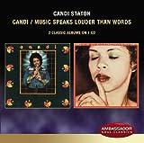 echange, troc Candi Staton - Candi: Music Speaks Louder Than Words