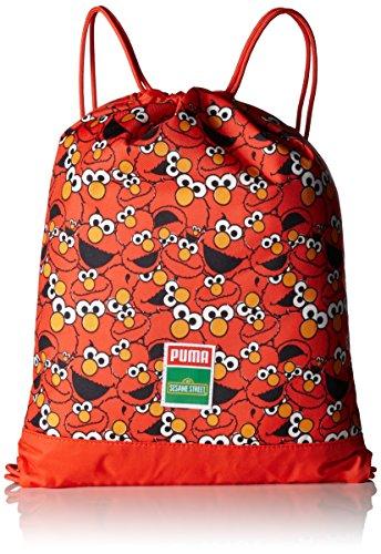 [プーマ] PUMA ナップザック Sesame Street Gym Sack 073832 02 (グレナディン/エルモ)