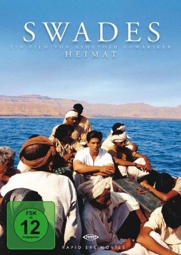 Swades - We The People (2004) (Shahrukh Khan / Hindi Film / Bollywood Movie / Indian Cinema DVD)