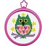 My 1st Stitch Owl Mini Counted Cross...