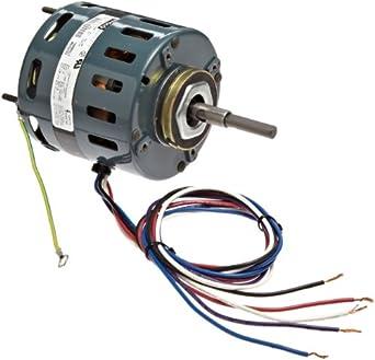 Fasco d483 4 4 frame open ventilation shaded pole for Fasco evaporator fan motor