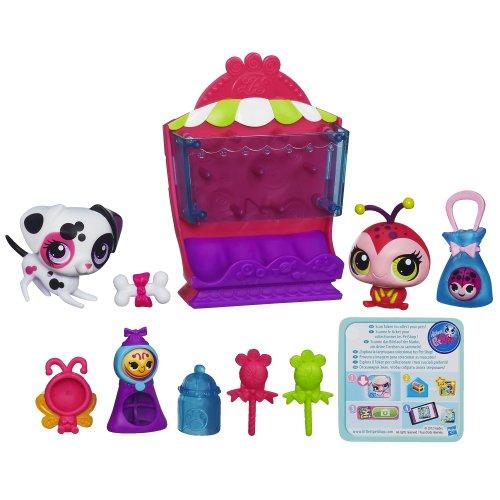 Littlest Pet Shop Sweet Drop Shop Set - 1