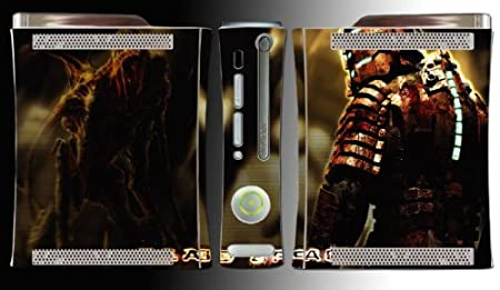 Dead Space game Vinyl Decal Skin Protector Cover for Microsoft Xbox 360